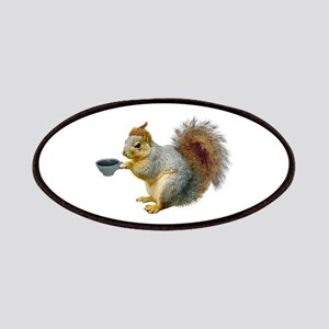 Beatnik Squirrel Patches
