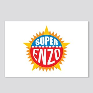 Super Enzo Postcards (Package of 8)