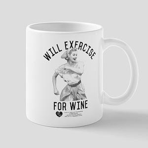 Lucy Wine 11 oz Ceramic Mug