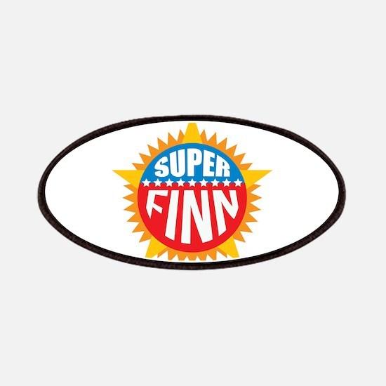 Super Finn Patches