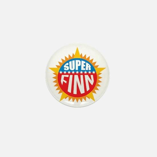 Super Finn Mini Button