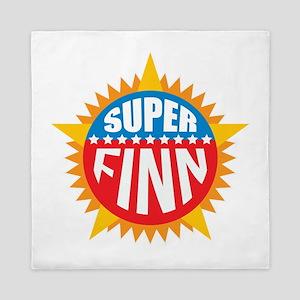 Super Finn Queen Duvet