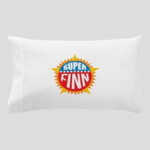 Super Finn Pillow Case