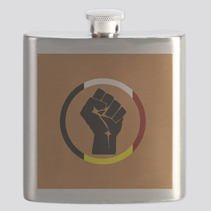 Rise Up - Idle No More Flask