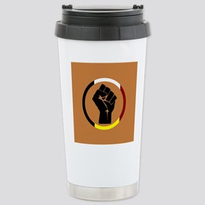 Rise Up - Idle No More Travel Mug