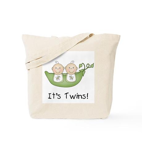 It's Twins Tote Bag