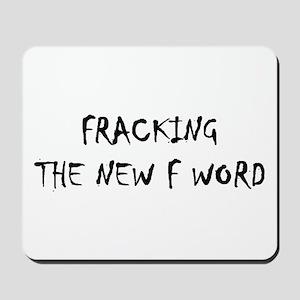 fracking 2 Mousepad