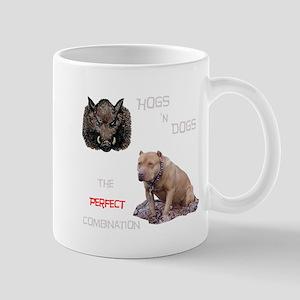 Hogs N Dogs Mug