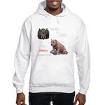 Hogs N Dogs Hooded Sweatshirt
