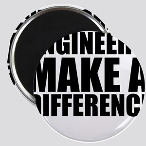 Engineers Make A Difference Magnet