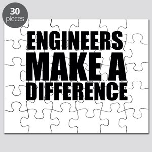 Engineers Make A Difference Puzzle