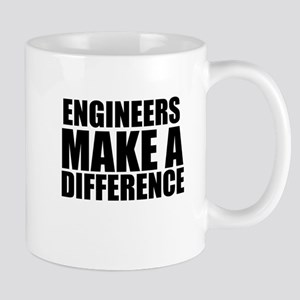 Engineers Make A Difference Mug
