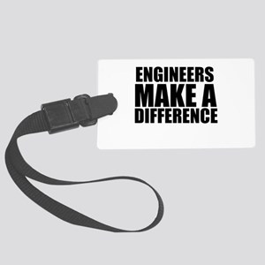 Engineers Make A Difference Luggage Tag