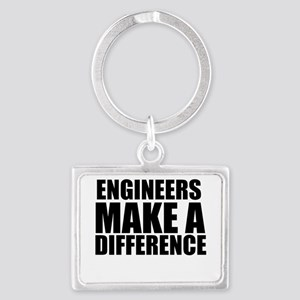 Engineers Make A Difference Keychains