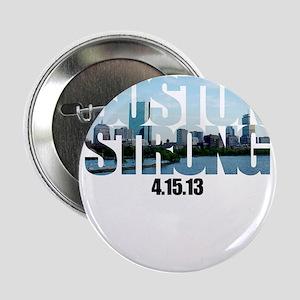 """Boston Strong Skyline 2.25"""" Button"""