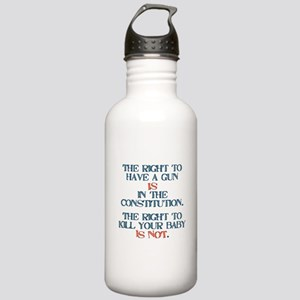 Rights Stainless Water Bottle 1.0L