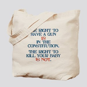 Rights Tote Bag