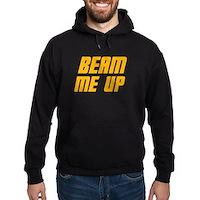 Beam Me Up Hoodie (dark)