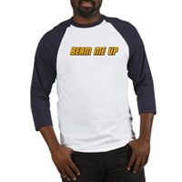 Beam Me Up Baseball Jersey
