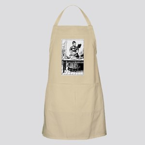 Dishwashing Reader Apron