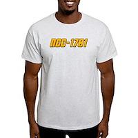 NCC-1701 Light T-Shirt