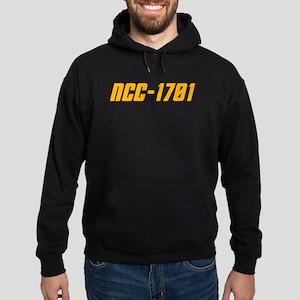 NCC-1701 Hoodie (dark)