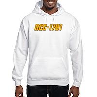 NCC-1701 Hooded Sweatshirt