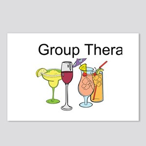 Group Therapy Postcards (Package of 8)