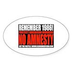 bumper sticker Sticker
