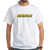 TEMPLATE PRICES AND MOST ITEM White T-Shirt