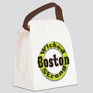 WS Bruins Classic Canvas Lunch Bag