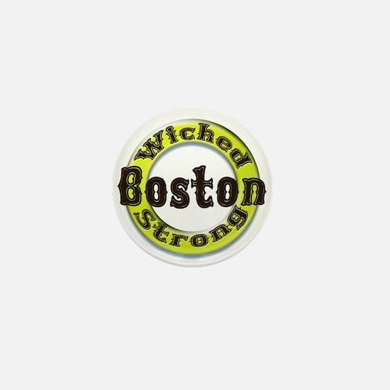 WS Bruins Classic Mini Button