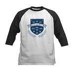Triathlon Kids Baseball Jersey