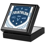 Triathlon Keepsake Box