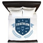 Triathlon King Duvet
