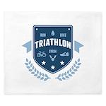 Triathlon King Duvet