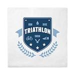 Triathlon Queen Duvet