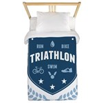 Triathlon Twin Duvet