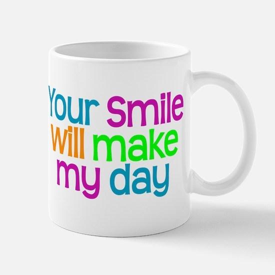 YOUR SMILE- Mug