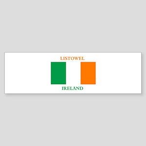 Listowel Ireland Bumper Sticker