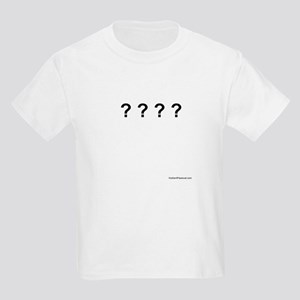 Passover - The Four Questions (Kids T-Shirt)