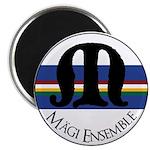 Magi Ensemble Sing Baltically Magnet