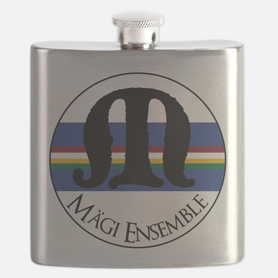 Magi Ensemble Sing Baltically Flask