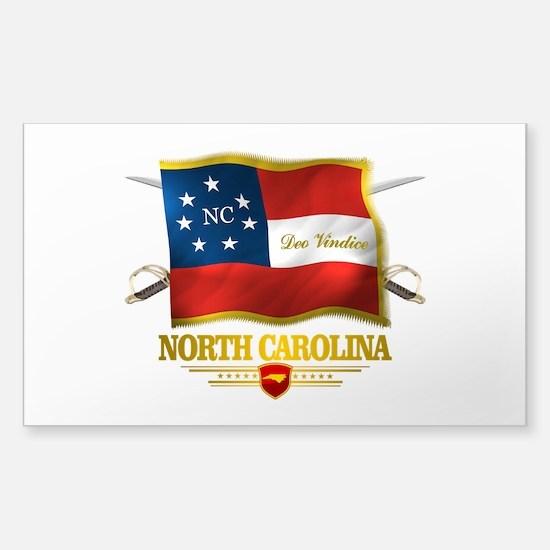 North Carolina -Deo Vindice Decal