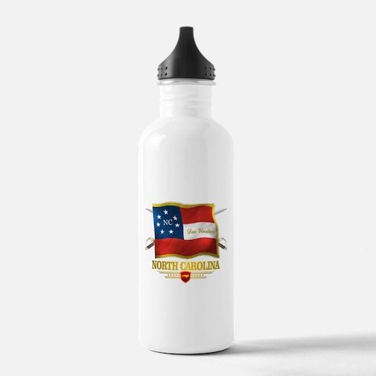 North Carolina -Deo Vindice Water Bottle