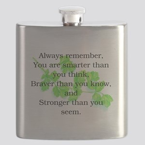 ALWAYS REMEMBER.. Flask