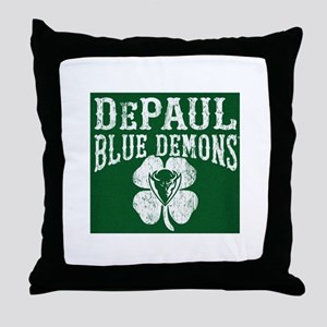 DEMON SHIRT Throw Pillow