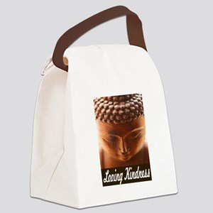 LOVING KINDNESS Canvas Lunch Bag
