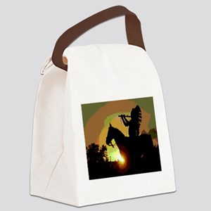 SPIRIT OF THE EARTH Canvas Lunch Bag