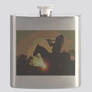 SPIRIT OF THE EARTH Flask